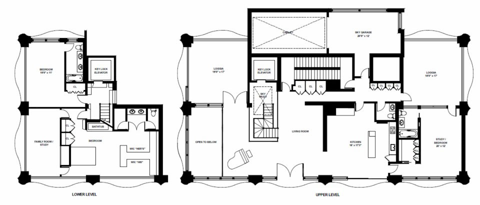 Sky Vault Manhattan Penthouse by MVRDV (7)