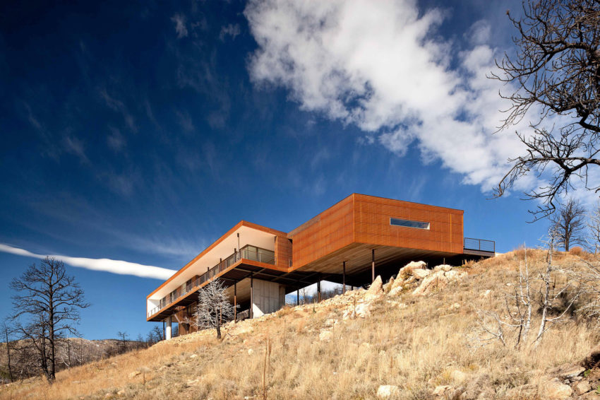 The Fourmile Sky House by THA Architecture (2)