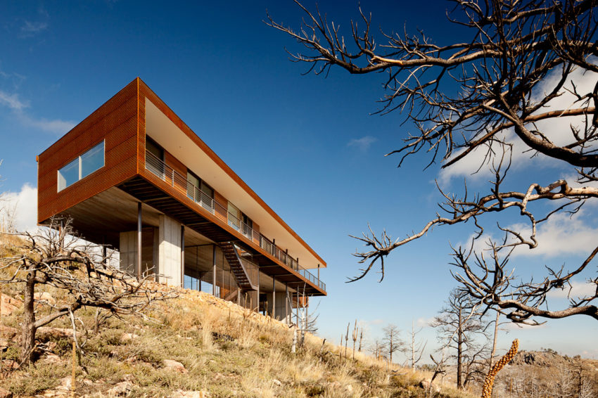 The Fourmile Sky House by THA Architecture (7)