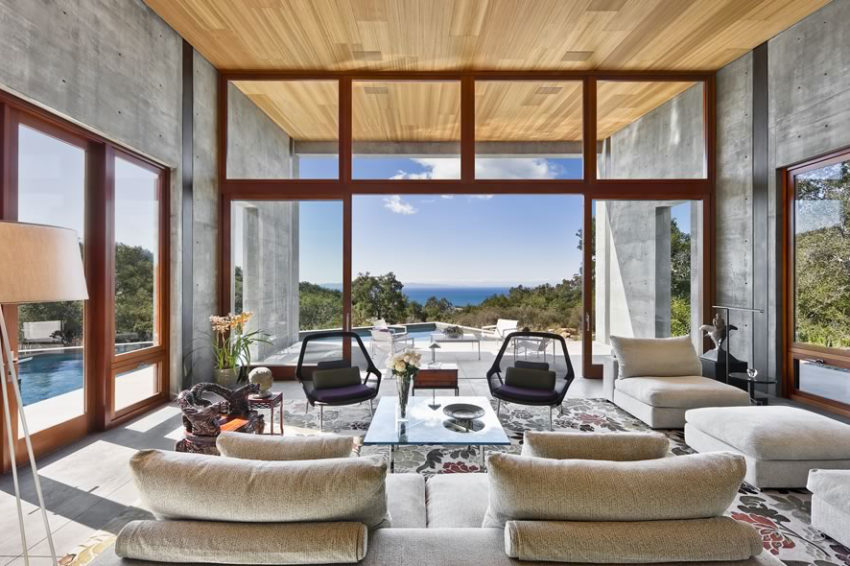 Toro Canyon Residence by Shubin + Donaldson (5)