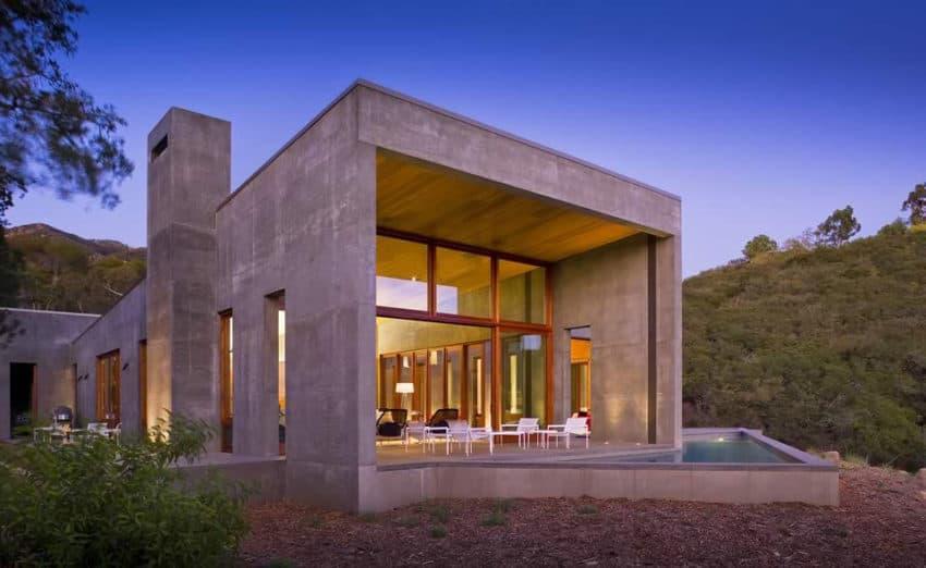 Toro Canyon Residence by Shubin + Donaldson (12)