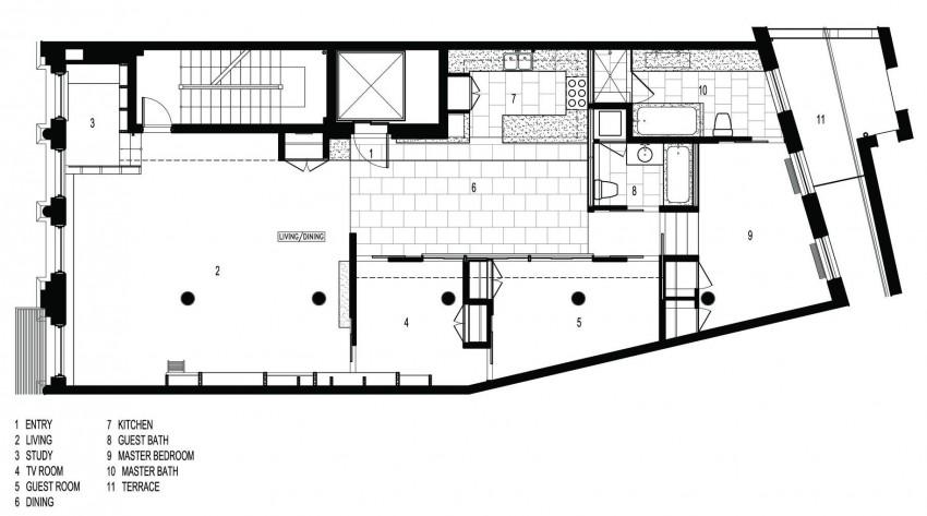 Union Square Loft by Paul Cha Architect (14)