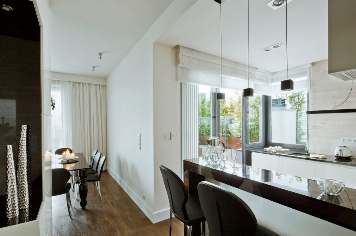 Warsaw Apartment by Nasciturus Design (6)
