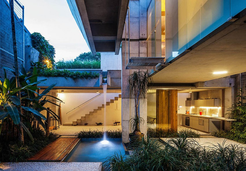 Weekend House in Downtown São Paulo by SPBR (8)