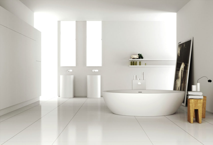 Modern Bathrooms by MOMA Design (1)