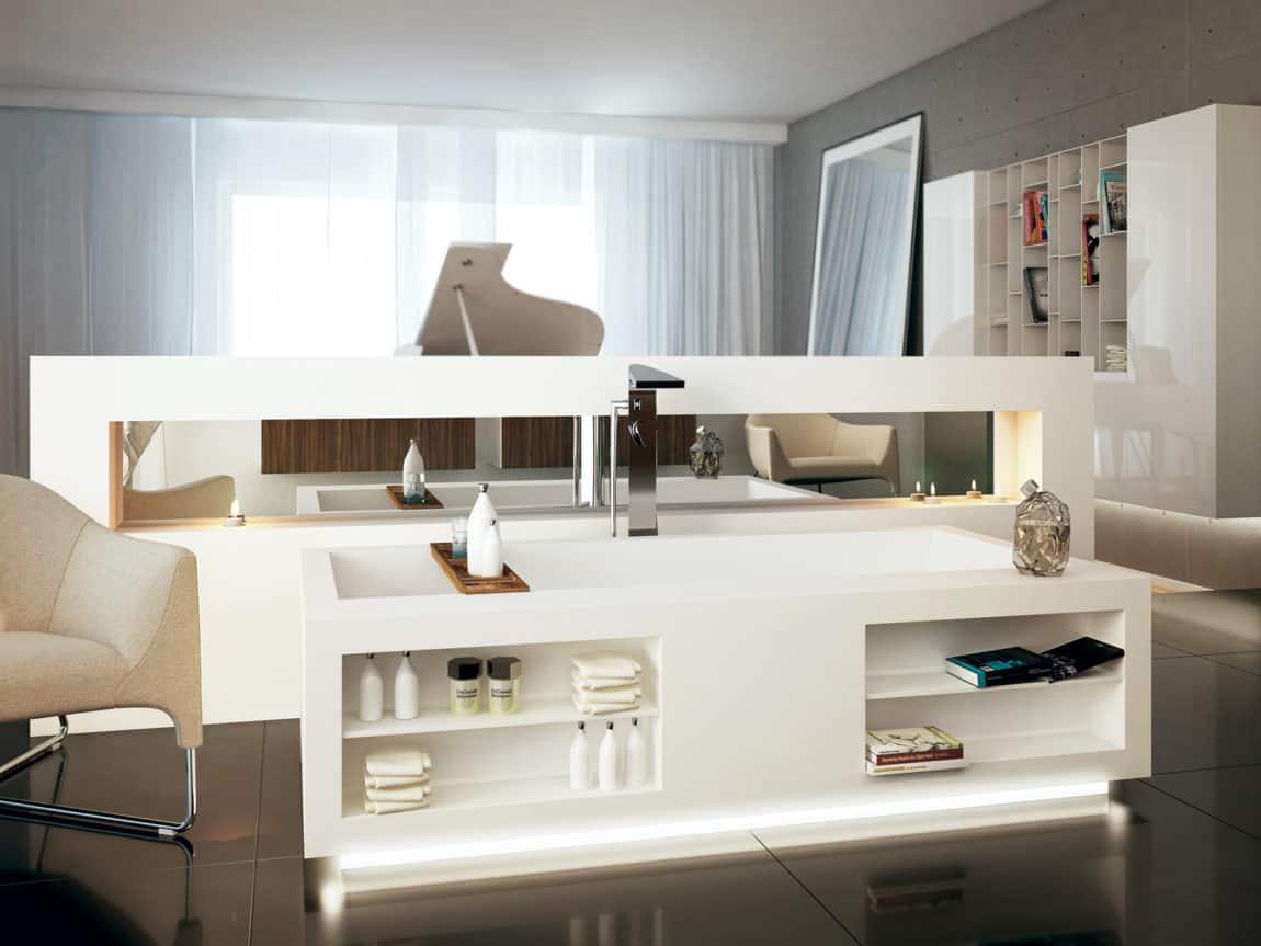 Modern Bathrooms by MOMA Design (3)