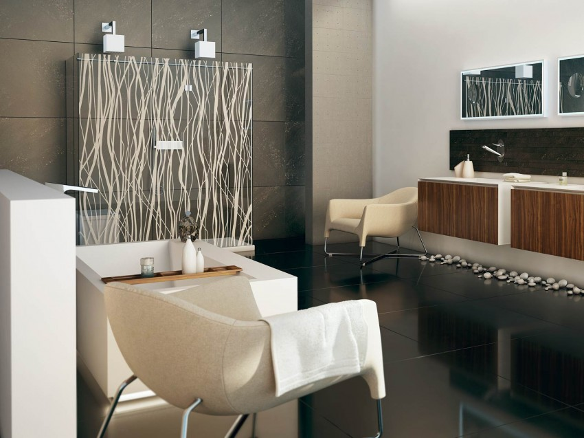 Modern Bathrooms by MOMA Design (5)