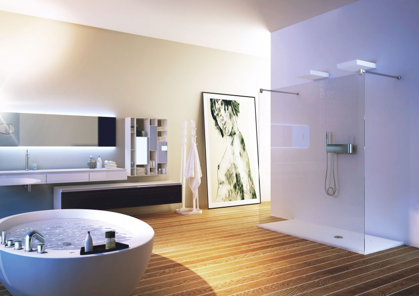 Modern Bathrooms by MOMA Design (12)