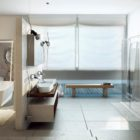Modern Bathrooms by MOMA Design (18)