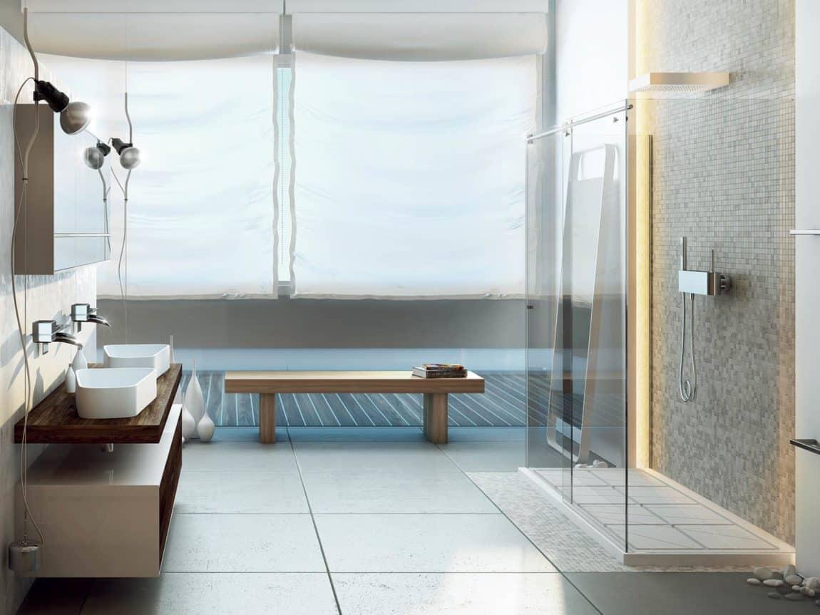 Modern Bathrooms by MOMA Design (20)