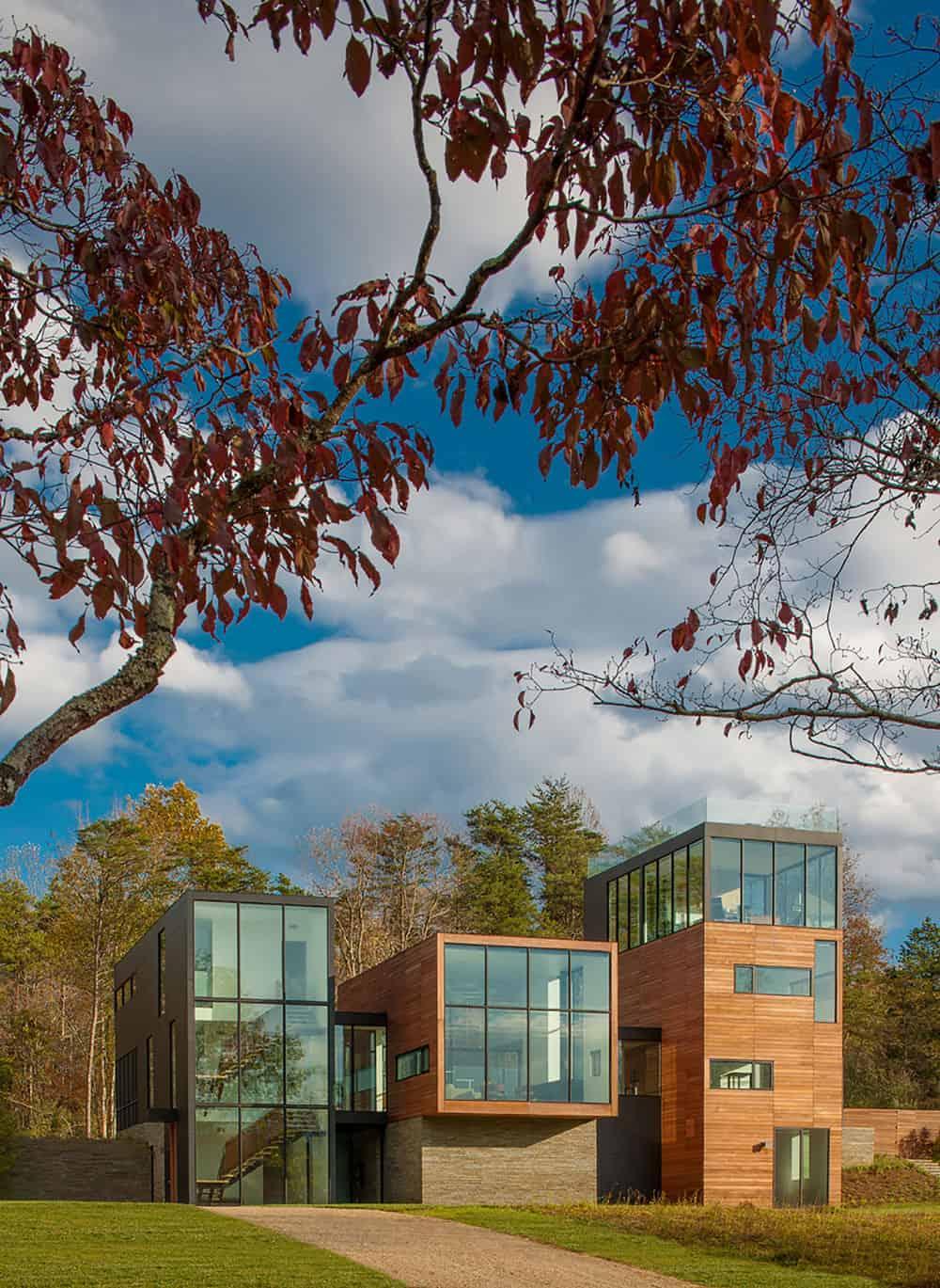 4 Springs Lane by Robert M. Gurney Architect (1)