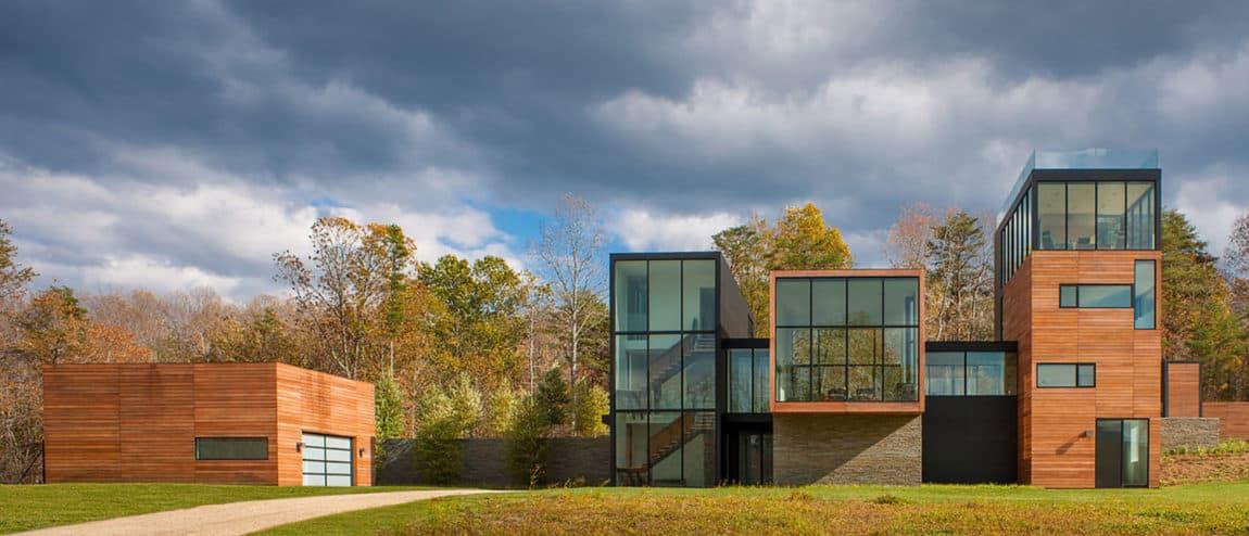 4 Springs Lane by Robert M. Gurney Architect (2)