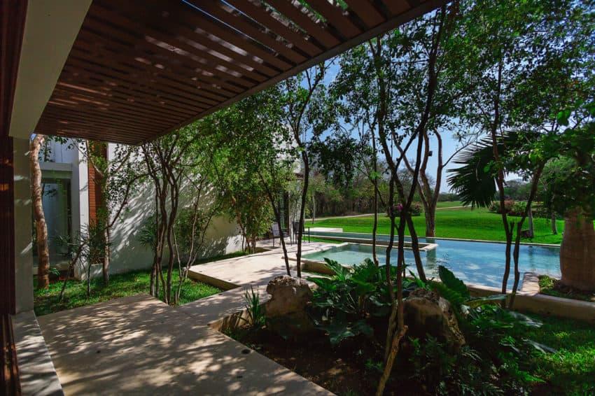 Aldea House by Seijo Peon Arquitectos y Asociados (10)