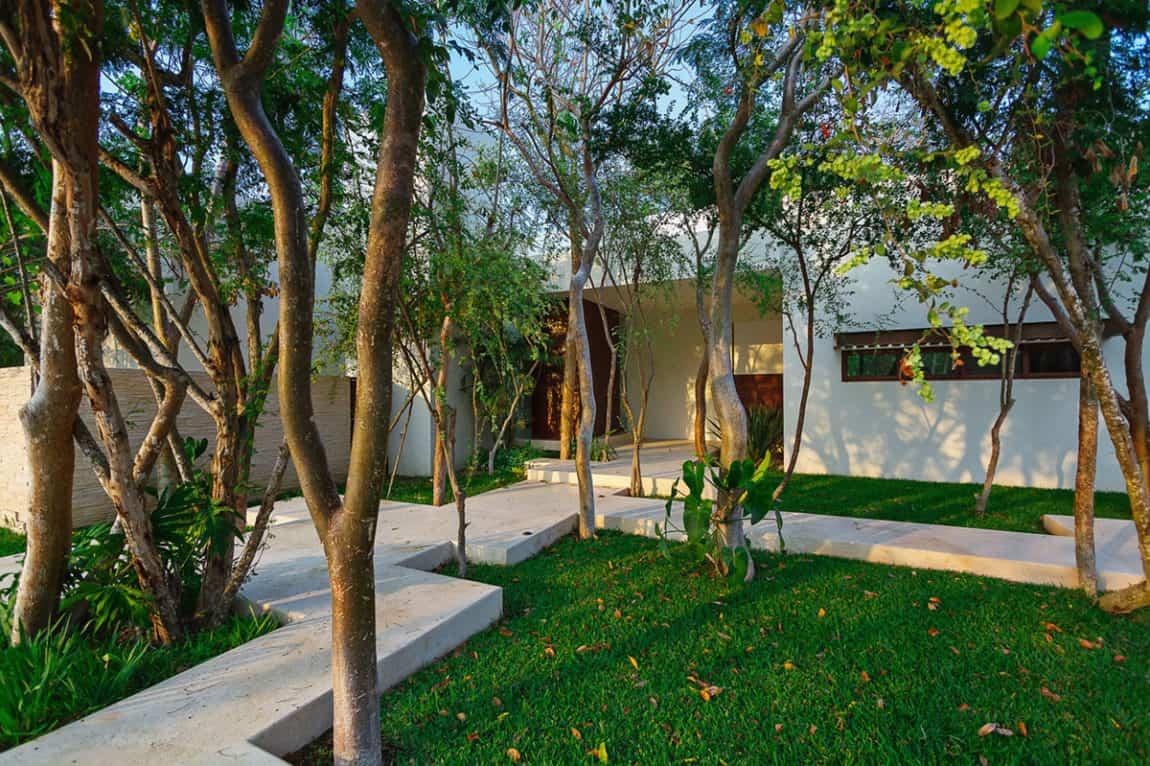 Aldea House by Seijo Peon Arquitectos y Asociados (12)