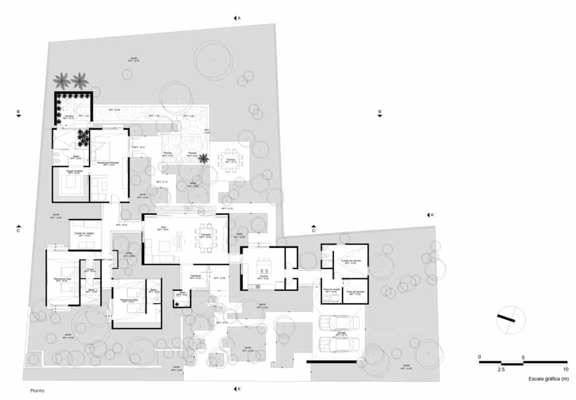 Aldea House by Seijo Peon Arquitectos y Asociados (21)