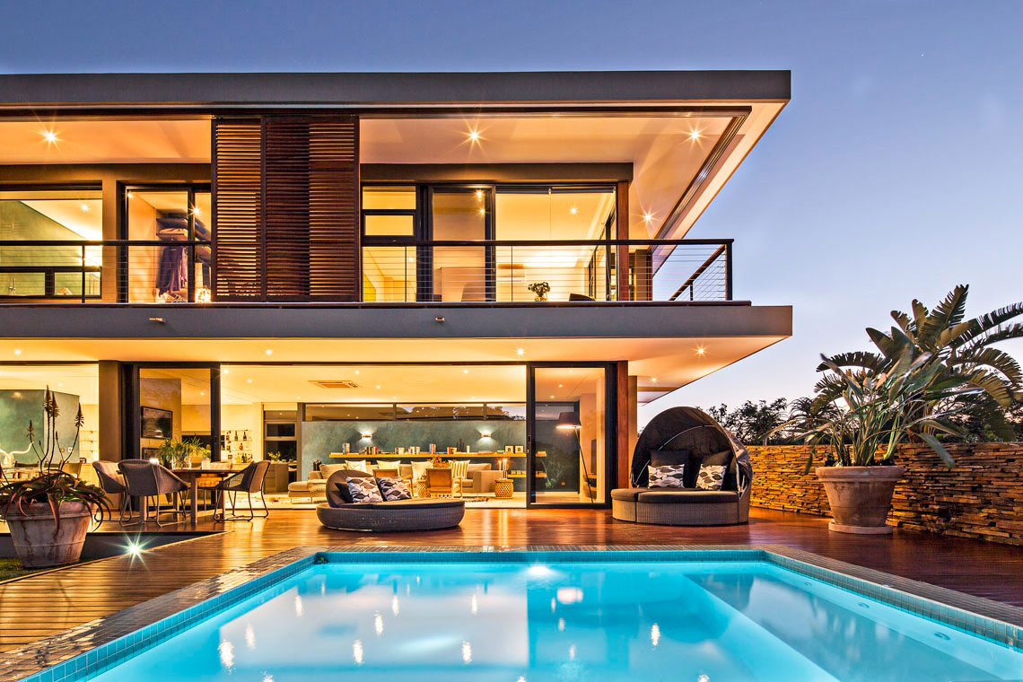Aloe ridge house by metropole architects for Ridge house