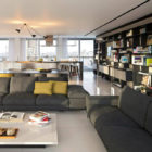 Antokolsky Penthouse by Pitsou Kedem Architects (1)