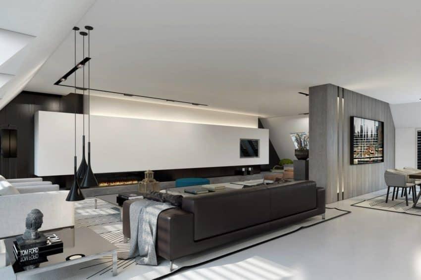 Apartment in Dusseldorf by Ando Studio (2)