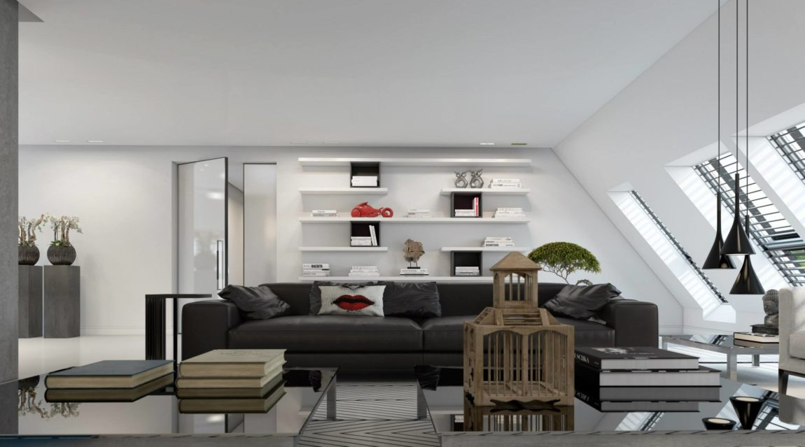 Apartment in Dusseldorf by Ando Studio (4)