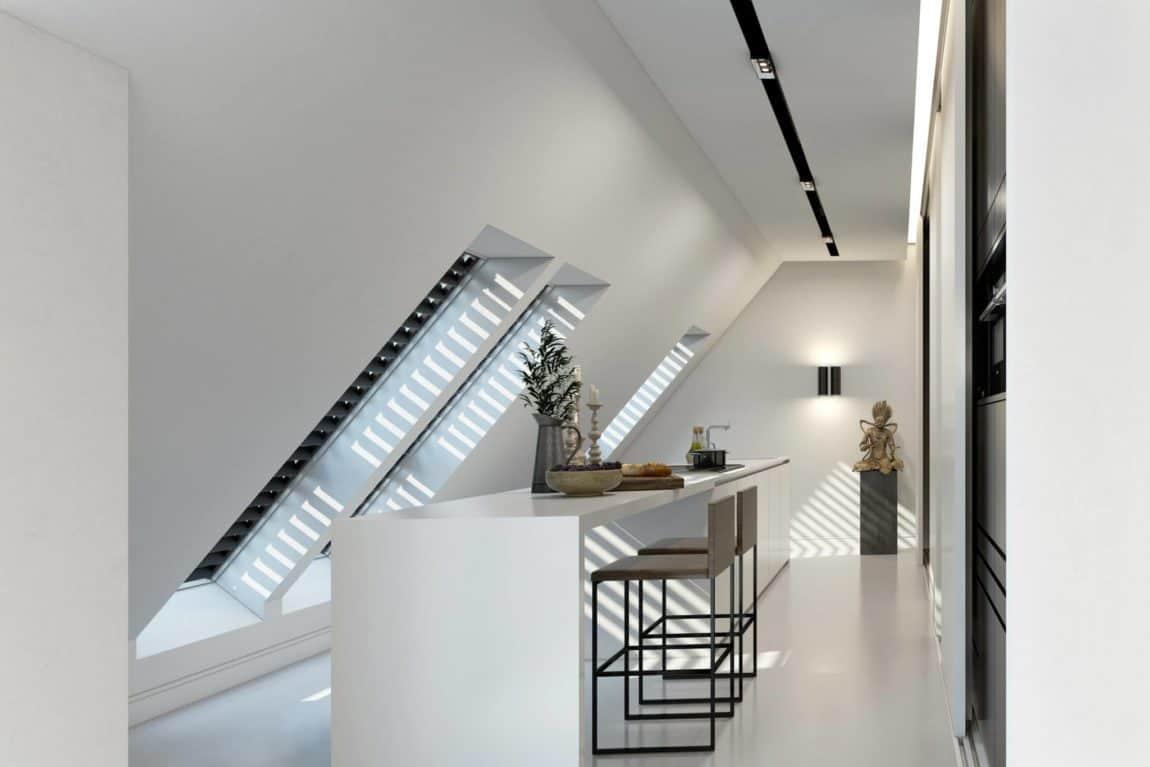 Apartment in Dusseldorf by Ando Studio (7)