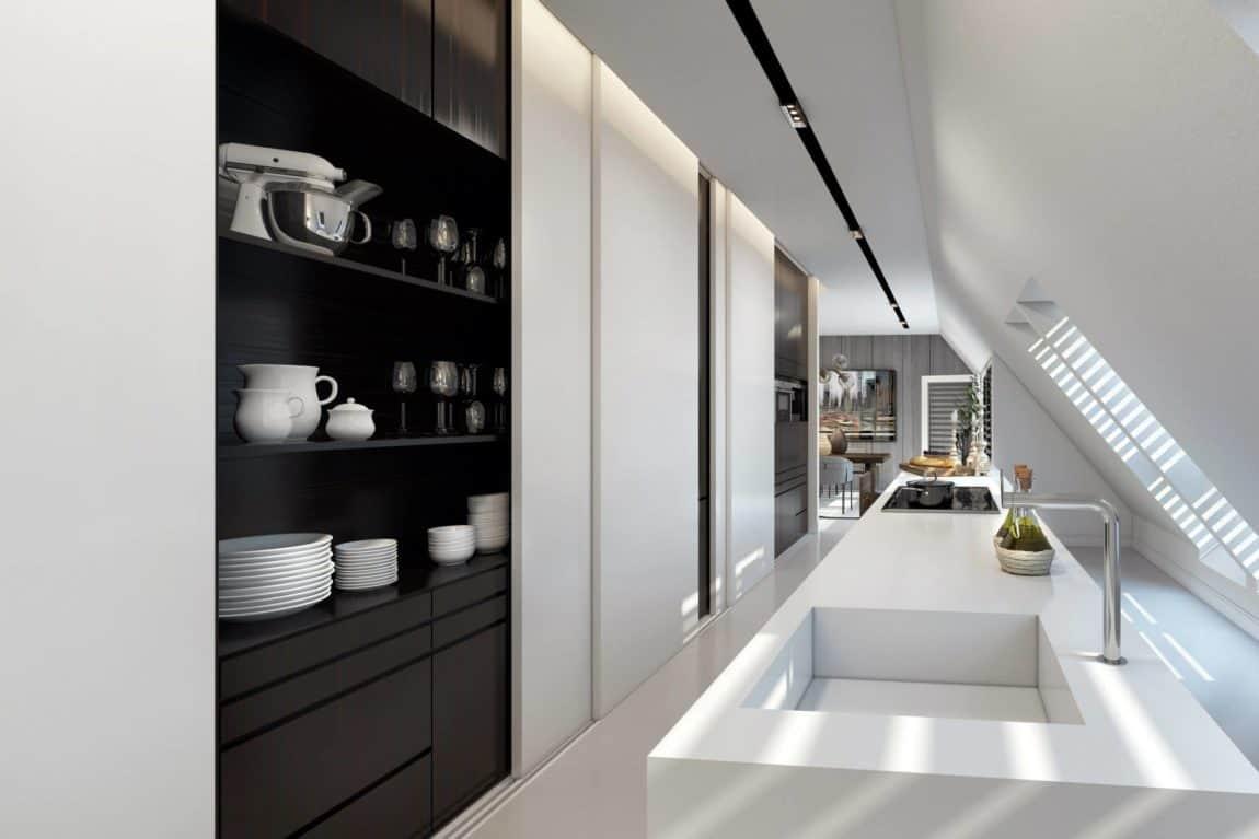 Apartment in Dusseldorf by Ando Studio (8)
