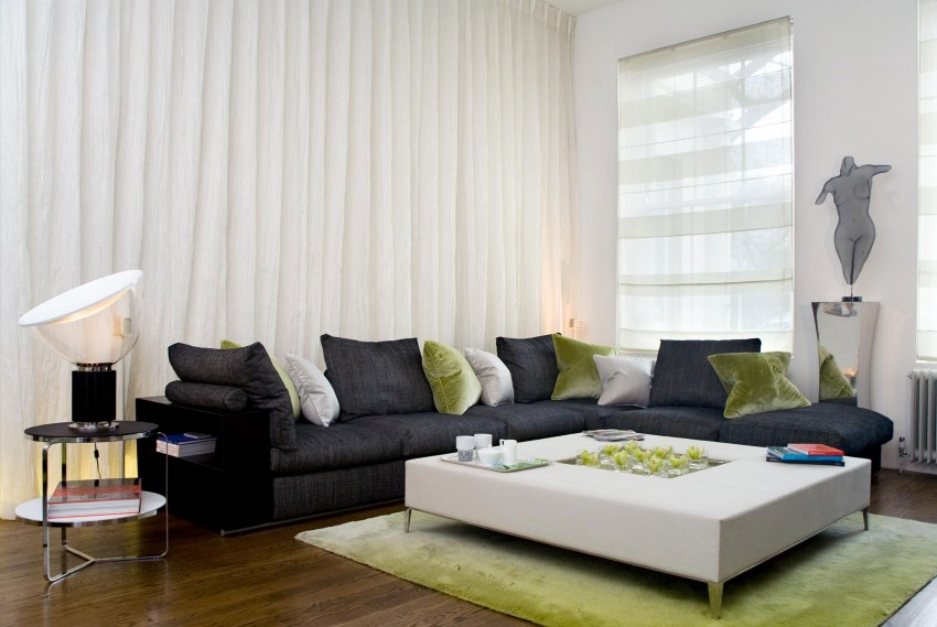 Bayswater Apartment by Staffan Tollgard Design Group (1)