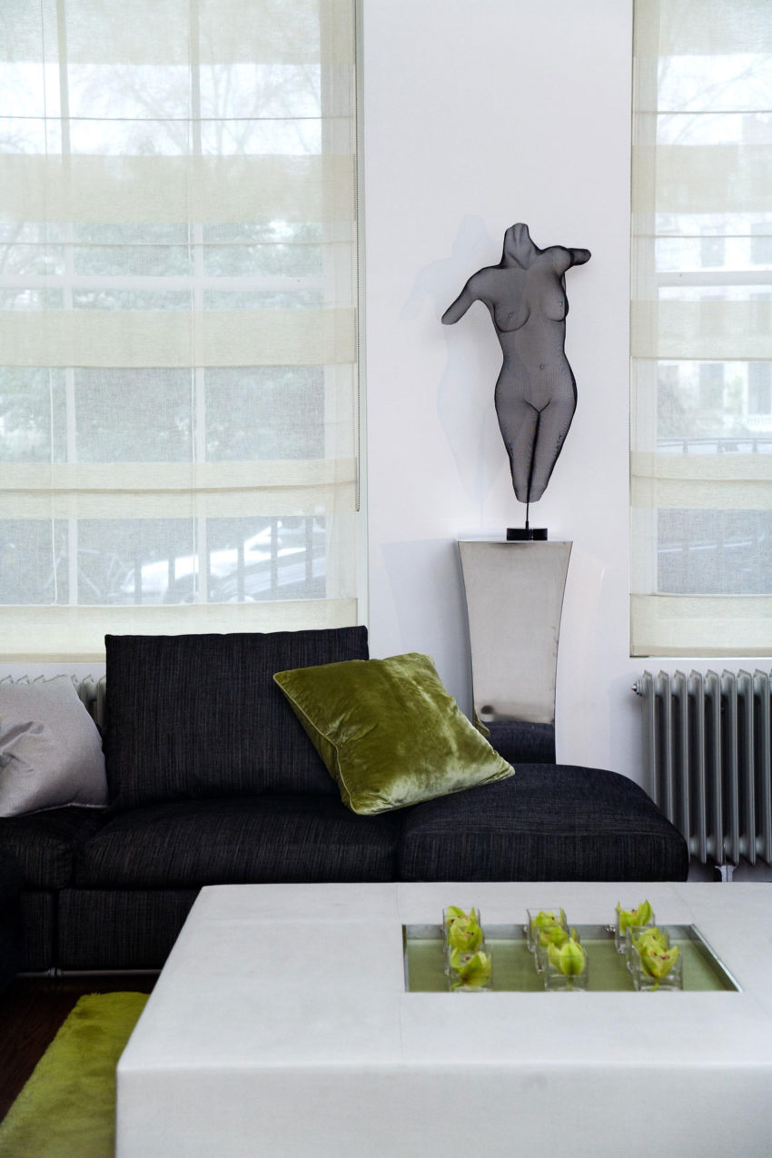 Bayswater Apartment by Staffan Tollgard Design Group (2)
