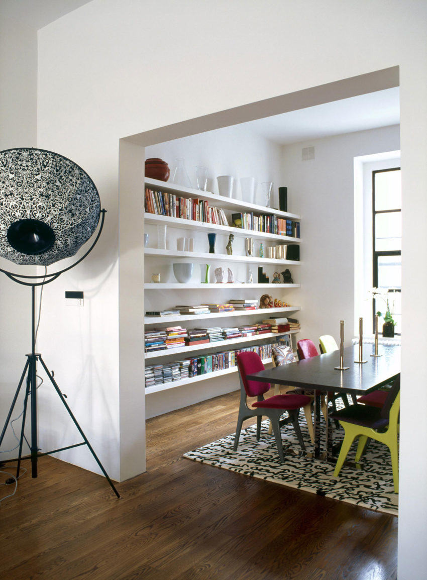 Bayswater Apartment by Staffan Tollgard Design Group (7)