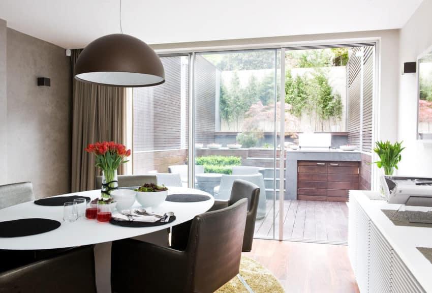 Belgravia House by Staffan Tollgard Design Group (9)
