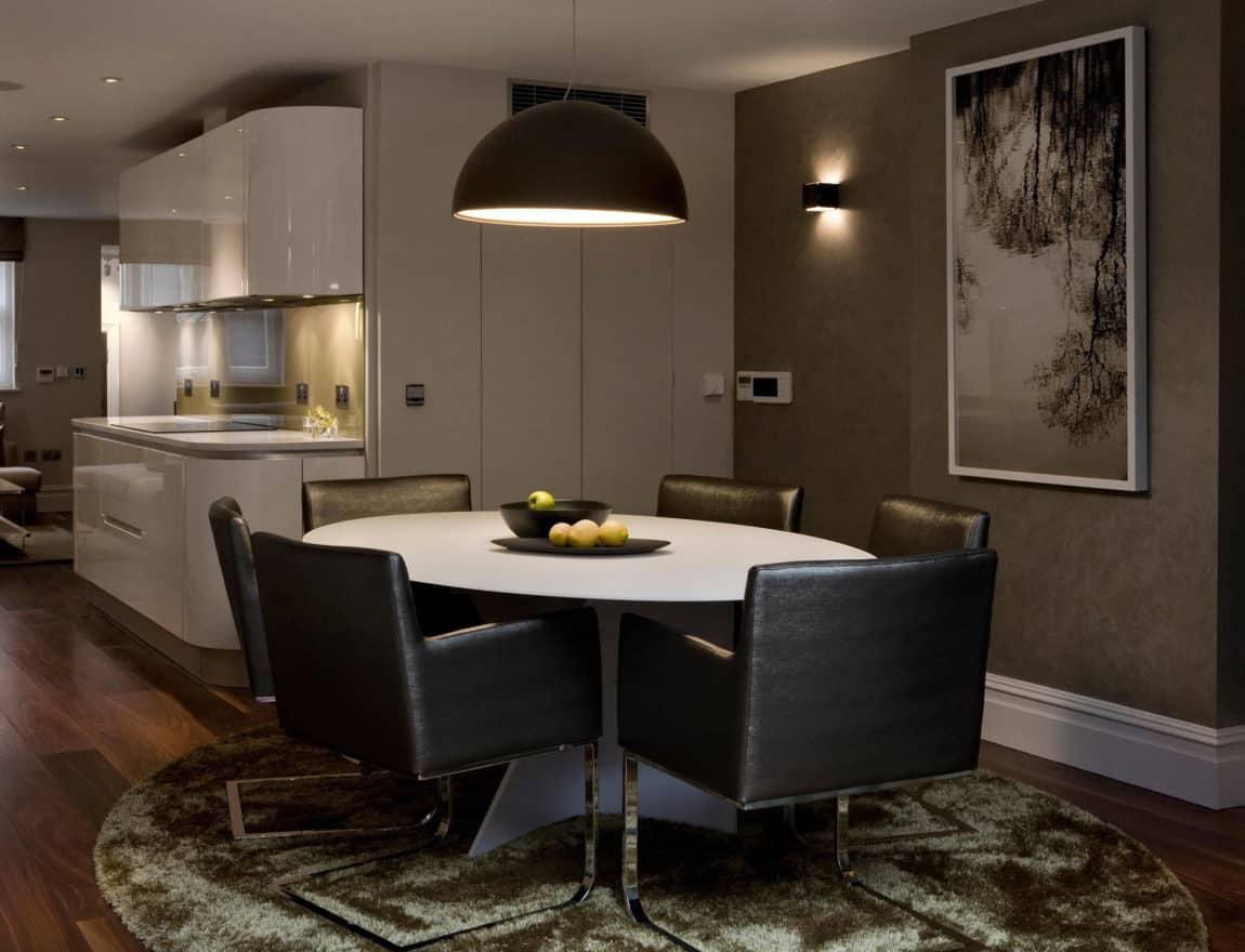 Belgravia House by Staffan Tollgard Design Group (12)