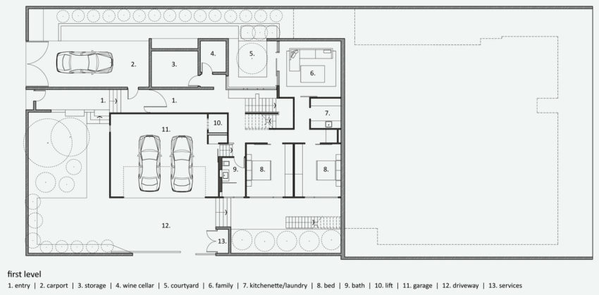Boardinghouse by Shaun Lockyer Architects (14)