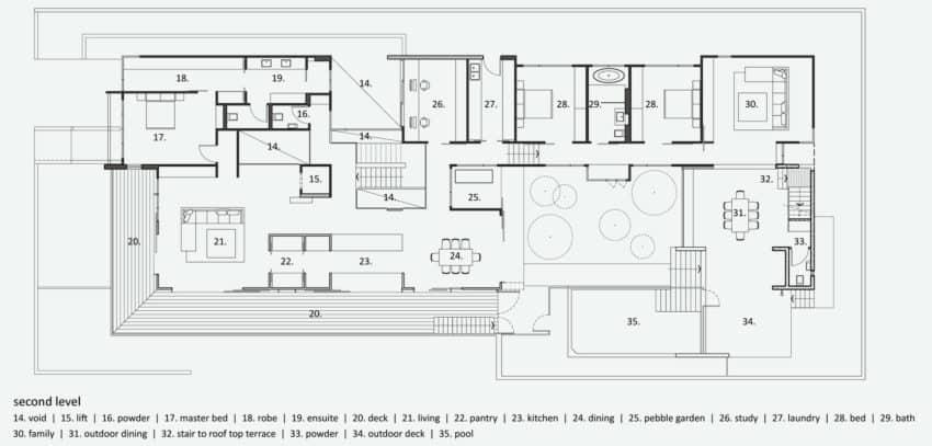 Boardinghouse by Shaun Lockyer Architects (15)