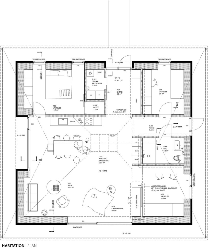 Brick House by LETH & GORI (14)