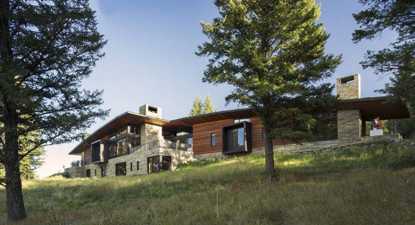 Butte Residence by Carney Logan Burke Architects (1)