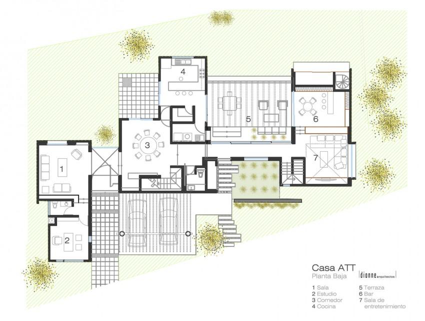 Casa ATT by Dionne Arquitectos (13)