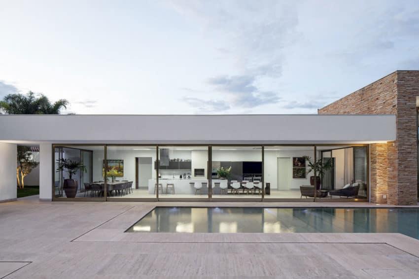 Casa TB by Aguirre Arquitetura (2)