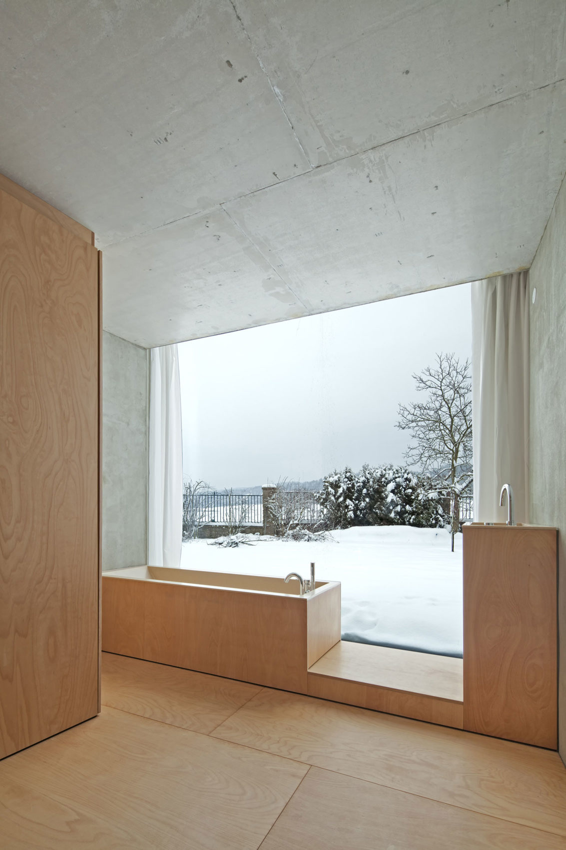 Chameleon House by Petr Hajek Architekti (3)