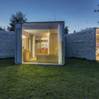 Chameleon House by Petr Hajek Architekti (7)