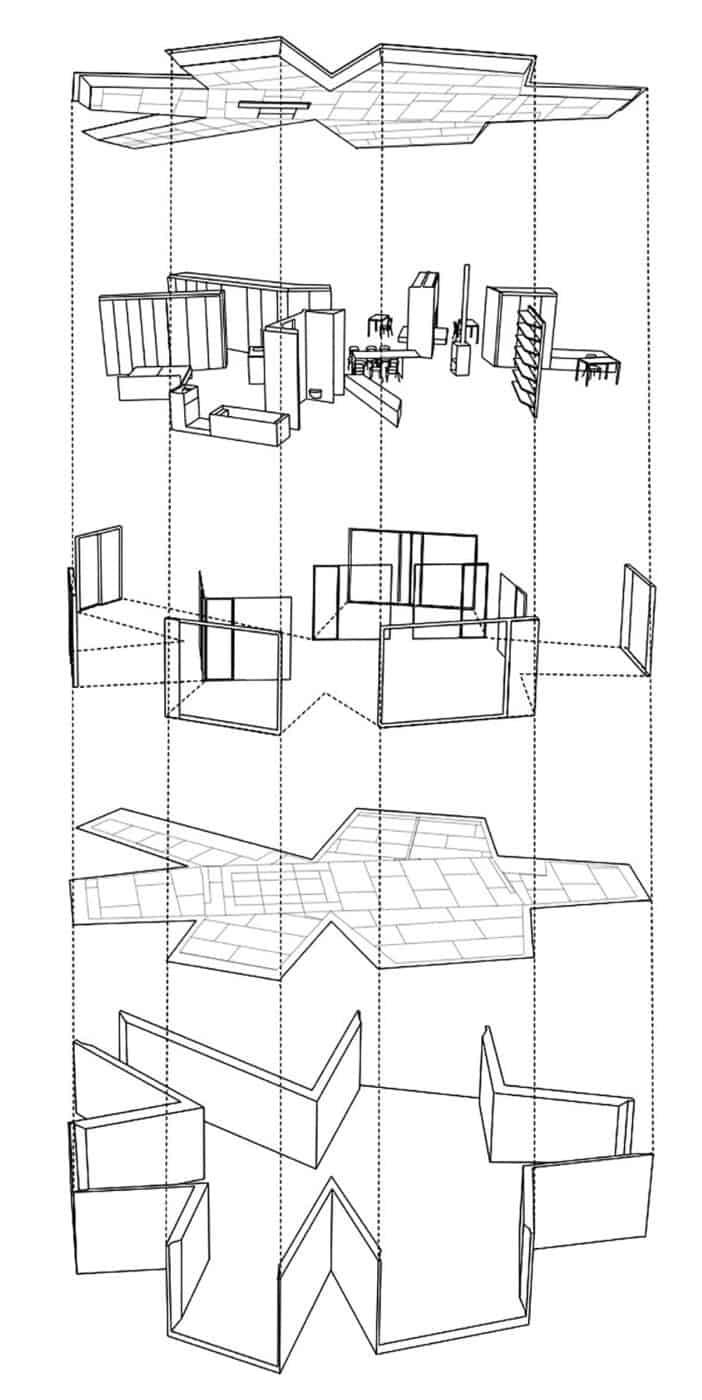 Chameleon House by Petr Hajek Architekti (15)