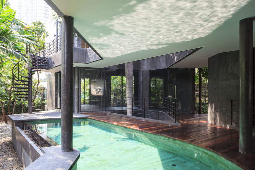 Divergence House by FOS (5)