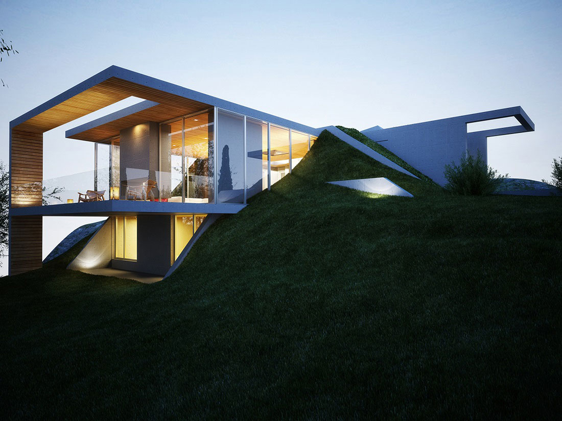 Earth House Project by Molos Group (1)