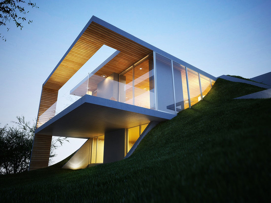 Earth House Project by Molos Group (2)
