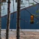 House in a Natural Forest by Robert Lachance (1)