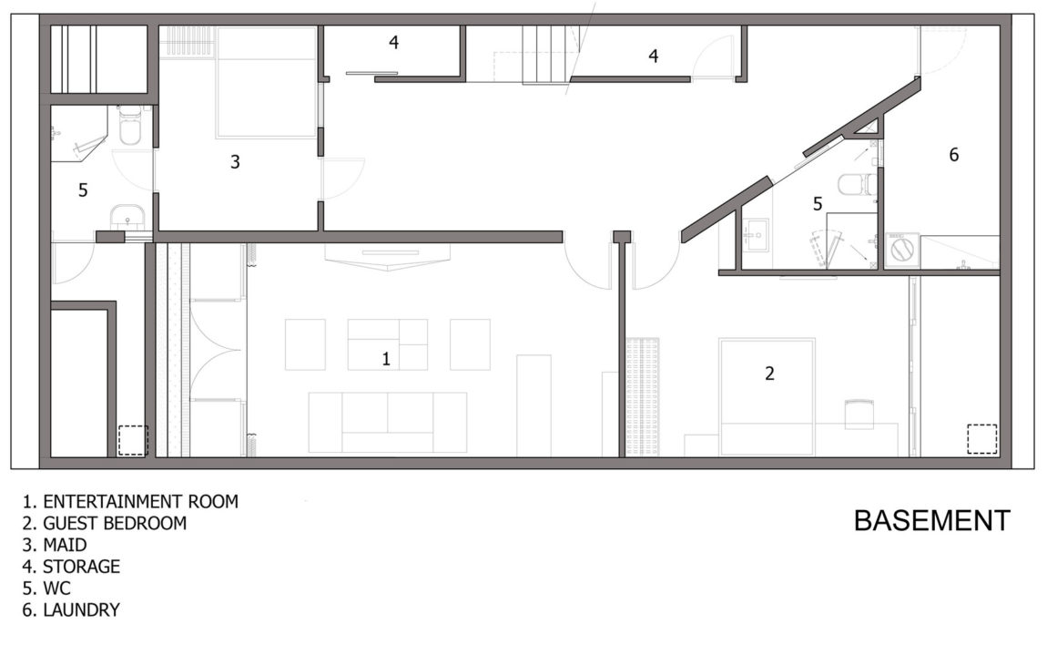 Folding Wall House by NHA DAN ARCHITECT (24)