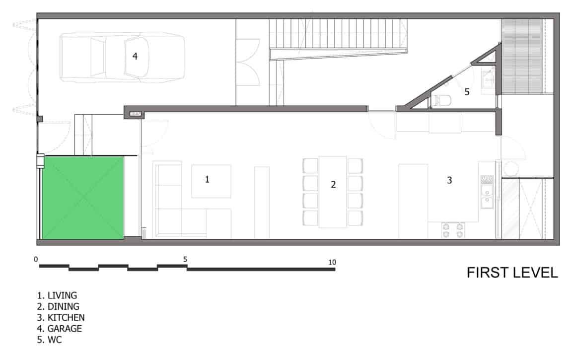 Folding Wall House by NHA DAN ARCHITECT (25)