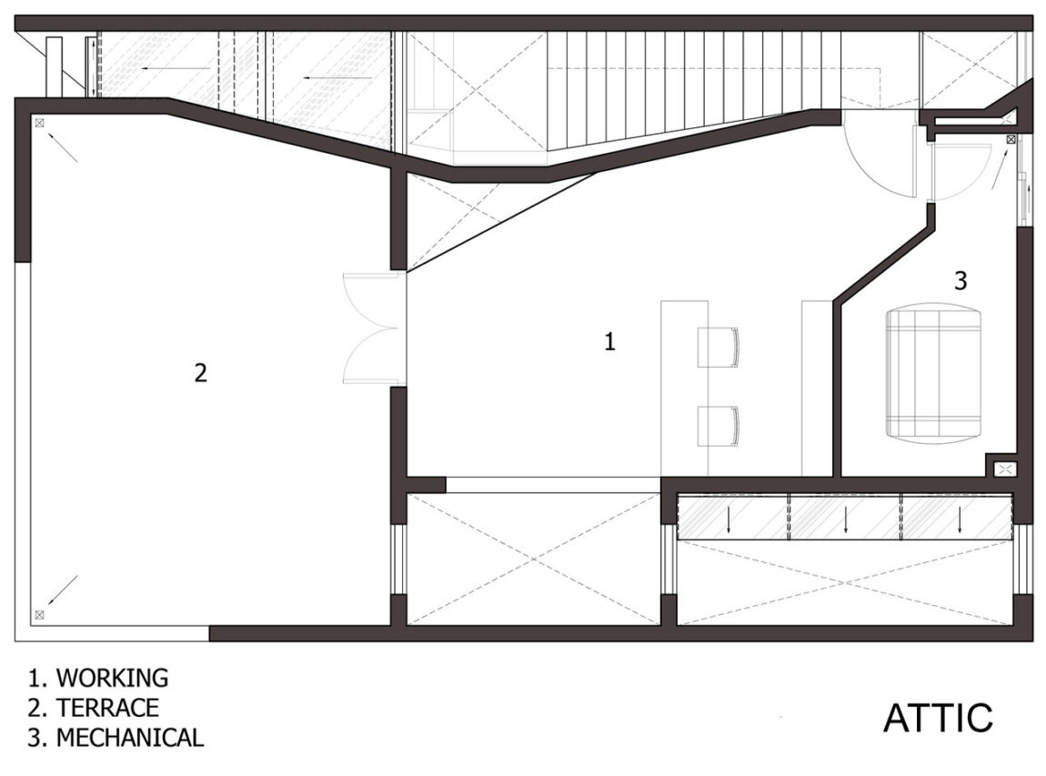 Folding Wall House by NHA DAN ARCHITECT (28)