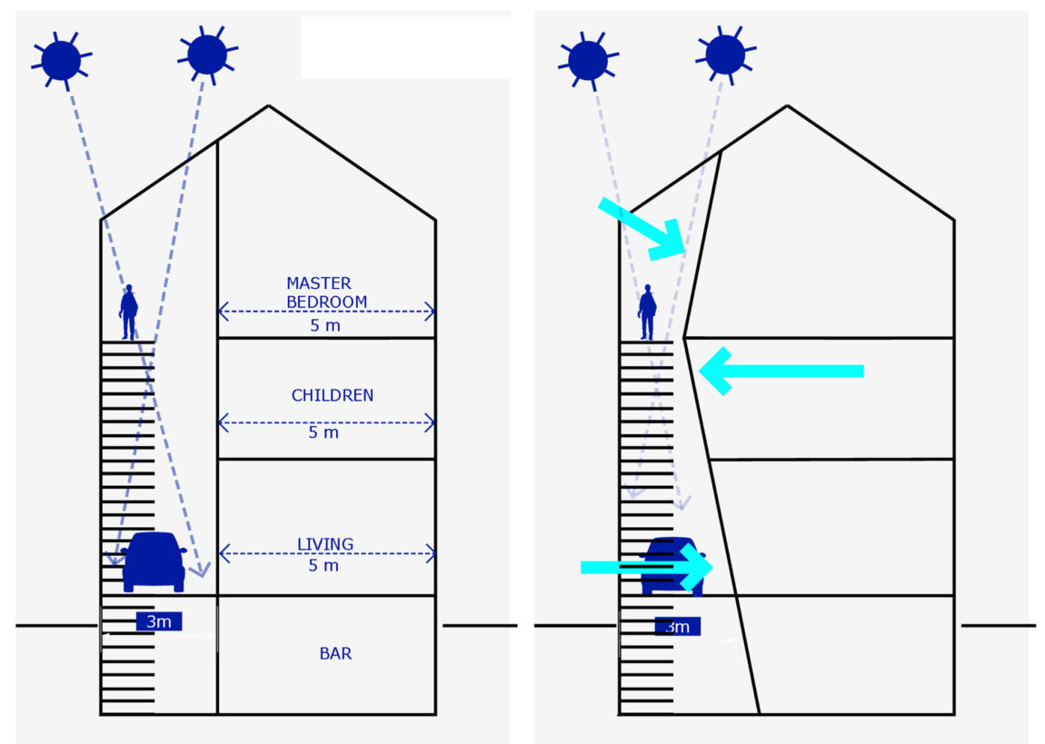 Folding Wall House by NHA DAN ARCHITECT (32)
