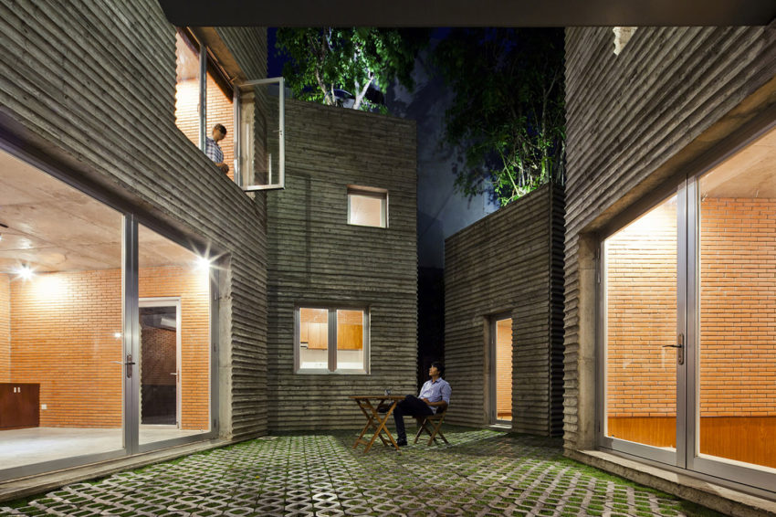 House for Trees by Vo Trong Nghia Architects (11)