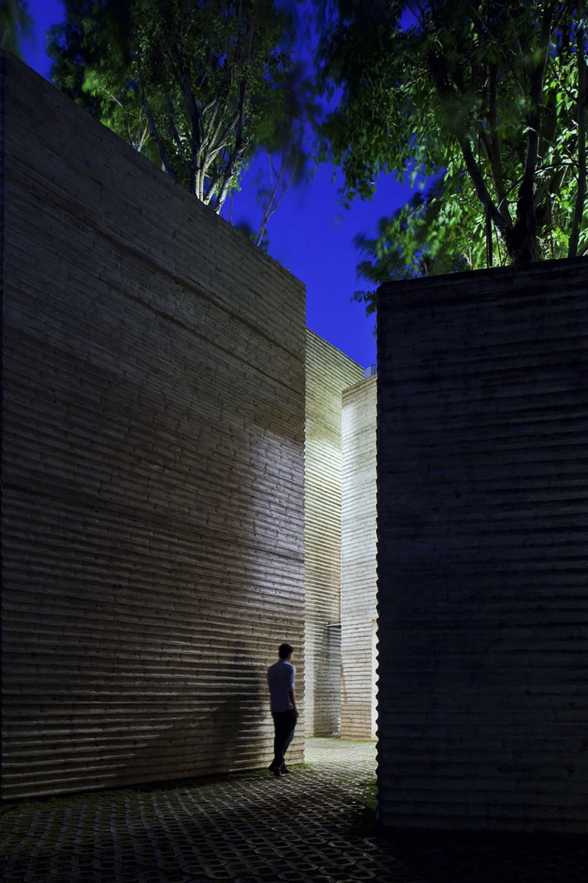 House for Trees by Vo Trong Nghia Architects (13)
