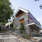 House with a Wooden Skin by VARDAstudio (4)
